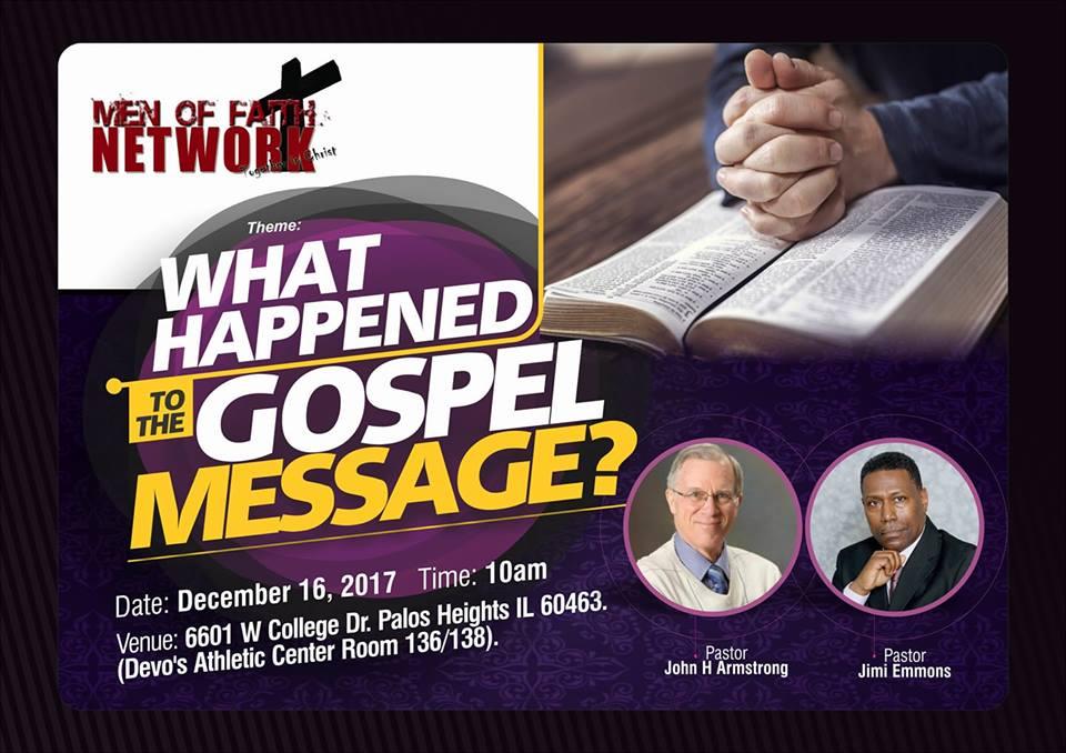 December 16th 2017 Fellowship Meeting