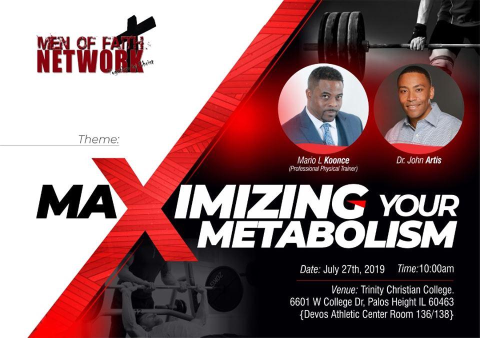July 27th 2019 Fellowship